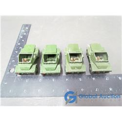 Dinky Scout Cars (BID PRICE TIMES 4)