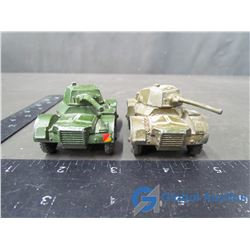 Dinky Armoured Cars (BID PRICE TIMES 2)