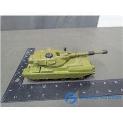 Dinky Chieftain Tank