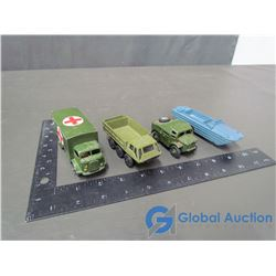 Dinky Army Toys (BID PRICE TIMES 4)