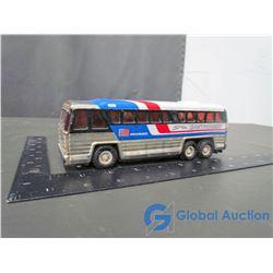 Buddy L. Greyhound Bus