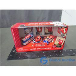 NIB Coca-Cola Collector Set