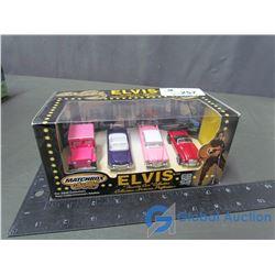 NIB Matchbox Elvis Collectible Car Set