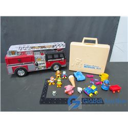 Fisher Price & Tonka Toys