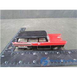 50's Tin Fricktion Car