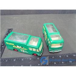 Matchbox BP Transporter Toys (BID PRICE TIMES 2)
