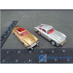 Corgi James Bond Aston Martin Metal Cars (BID PRICE TIMES 2)