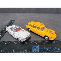 Corgi Metal Toy Cars (BID PRICE TIMES 2)