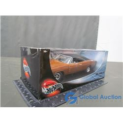 1969 Dodge Charger Die Cast Model 1:18 Scale