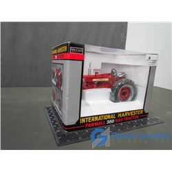 IH 350 Farmall Die Cast Tractor 1:16 Scale