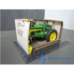 1958 John Deere Model 630LP Row Crop Die Cast Tractor 1:16 Scale
