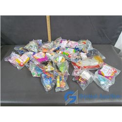 Large Variety of McDonalds/Fast Food Chain Toys still in Packaging