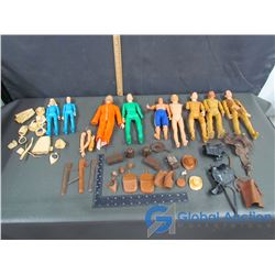 Box of Assorted Figures