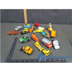 (16) Assorted Matchbox/Lesney Cars