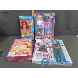 Assorted Toys for Girls