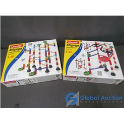 Migoga Marble Run Sets (BID PRICE TIMES 2)