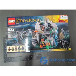 Lord of the Rings 430 Piece Unopened Lego Set