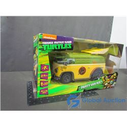 Ninja Turtle R/C Party Van (In Box)