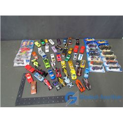 Assortment of Hot Wheels