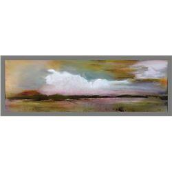 """Dan Palagyi (PA-LAH-JEE), """"The Big Open,"""" oil painting"""