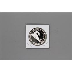 1986 Canada Silver Dollar Prooflike