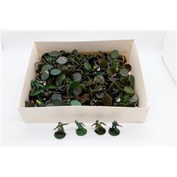 Miniature Plastic Soldiers