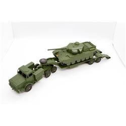 Thorny Croft Mighty Antar, Tank Transporter and Centurion Tank