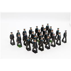 Navy Soldiers – set of 26