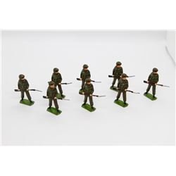 US Infantry with Bayonnets