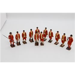 Beefeaters and American Revolution Soldiers