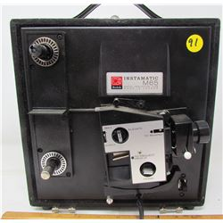 KODAK INSTAMATIC M65 MOVIE PROJECTOR (HAS ORIGINAL BOX ETC…)