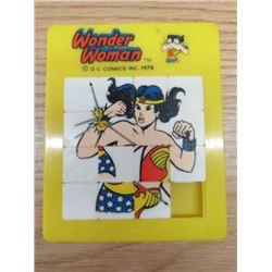 "1978 WONDERWOMAN PUZZLE (5"" X 4"")"