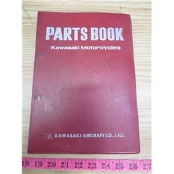 KAWASAKI MOTORCYCLES BOOK