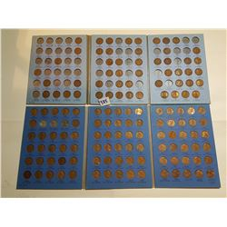 FULL SET OF USA 1 CENT COINS (FROM 1941 TO 1975) *ALSO INCLUDES SOME FROM 1910-1940*
