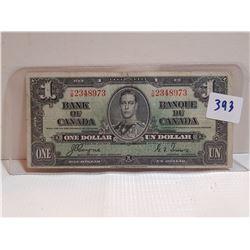 1 DOLLAR BILL (1937)
