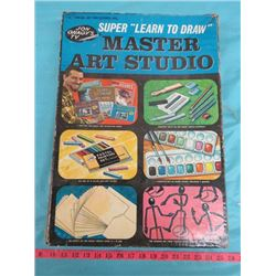 VISUAL ART INDUSTRIES INC. MASTER ART STUDIO KIT