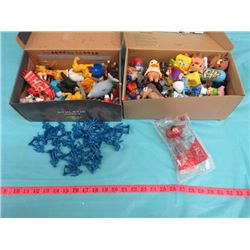 LOT OF ASSORTED TOYS