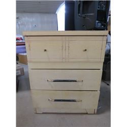 "1960'S 3 DRAWER CHEST (20"" X 16"" X 35.5"") *PINTEREST PROJECT*"