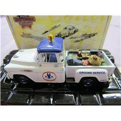 1957 CHEV PICKUP (MATCH BOX)