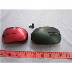 2 WIRELESS MOUSE (FOR COMPUTERS)