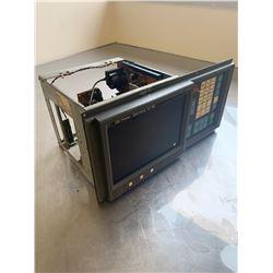 Fanuc A61L-0001-0093 Monitor w/ A02B-0092-C042 Control Panel