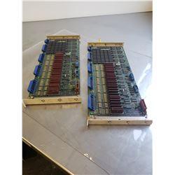 (2) FANUC A20B-0008-0540/01A PC BOARD