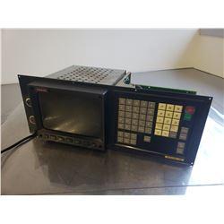 FANUC A20B-1000-0802/03A & A20B-1000-0970/03A CONTROL PANEL AND SCREEN