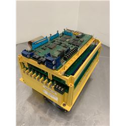 Fanuc A06B-6064-H305#H550 AC Spindle Servo Unit