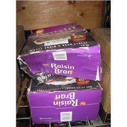 2 BOXES RAISIN BRAN 1.42KG