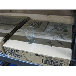 HALF BOX 7 OZ FOOTED ROCK GLASSES