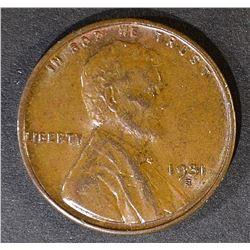 1931-S LINCOLN CENT  CH/GEM UNC