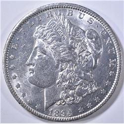 1894-O MORGAN DOLLAR AU/BU
