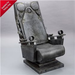 Sylvester Stallone 2018 Escape Plan 2: Hades Screen Used Hero Restraining Chair
