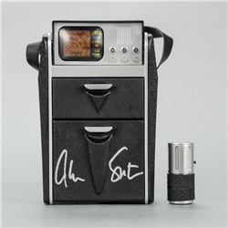 William Shatner Autographed Star Trek Prop Replica 1:1 Scale Tricorder